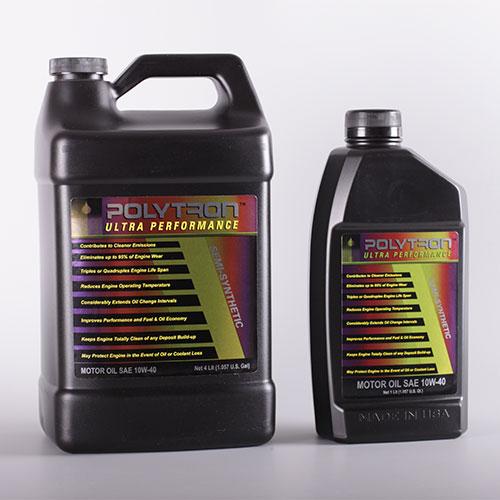 Polytron Motor Oils And Engine Treatments